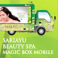Sariayu Beauty Spa Magic Box Mobile